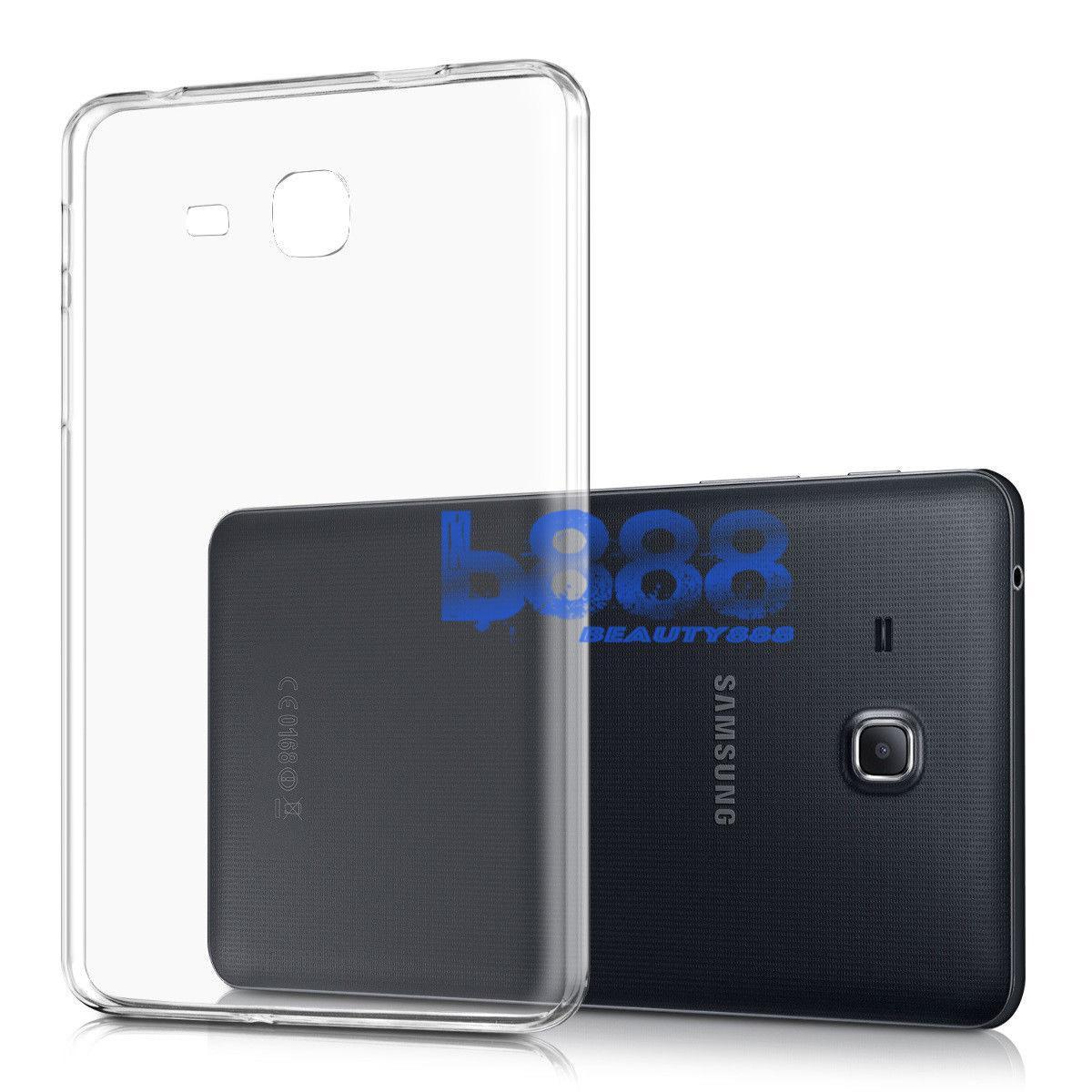 Beauty Case Samsung Galaxy Tab A 2016 T280 T285 Ukuran 7.0 inch Ultrathin Elegant Softcase Anti Jam