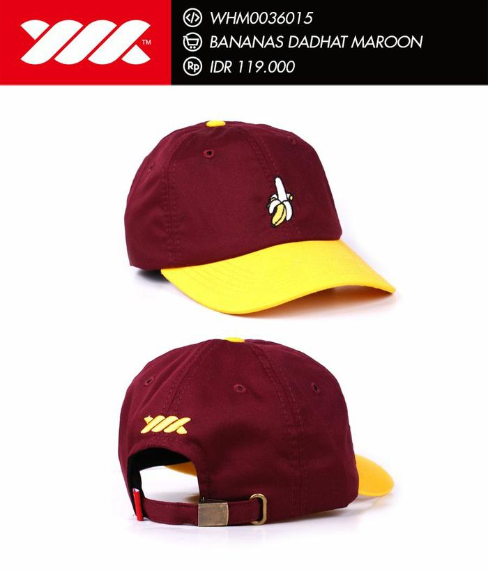 Polo Cap / Dad Hat / Baseball Cap / Topi Wadezig / Topi Distro Terlaris di Lazada