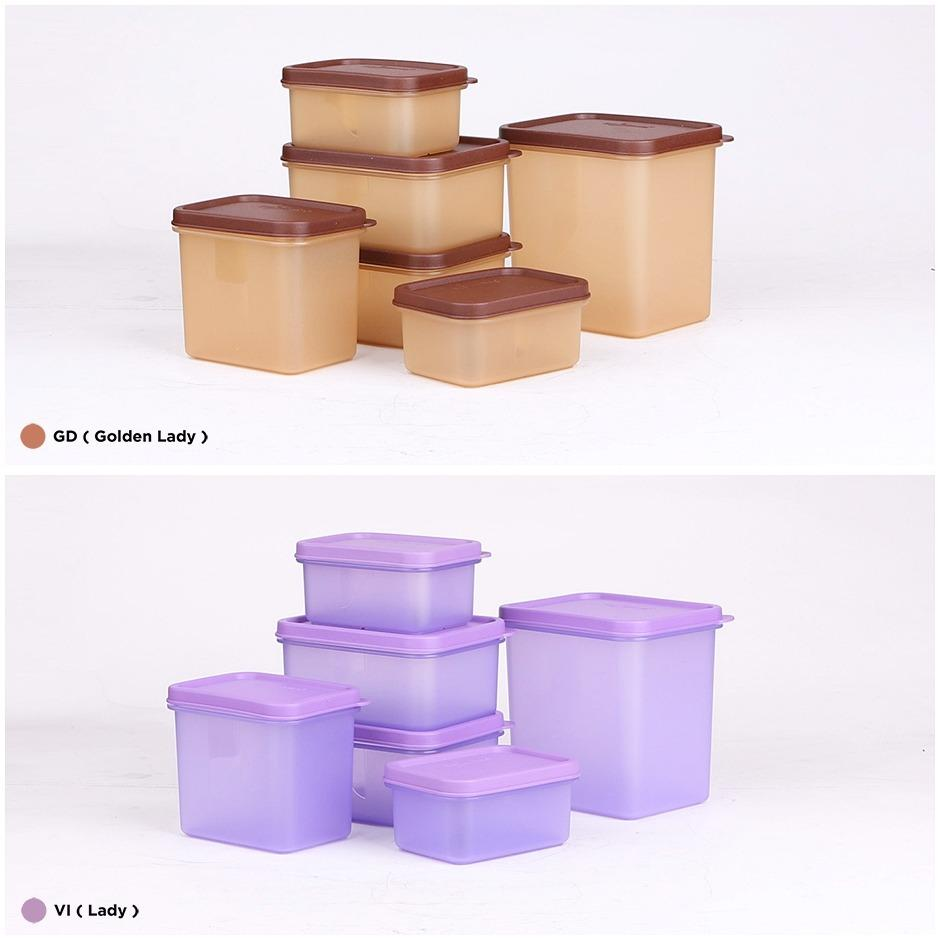 Review Set Toples Kue Lebaran Wadah Kotak Penyimpanan 1 Kulkas Bekal