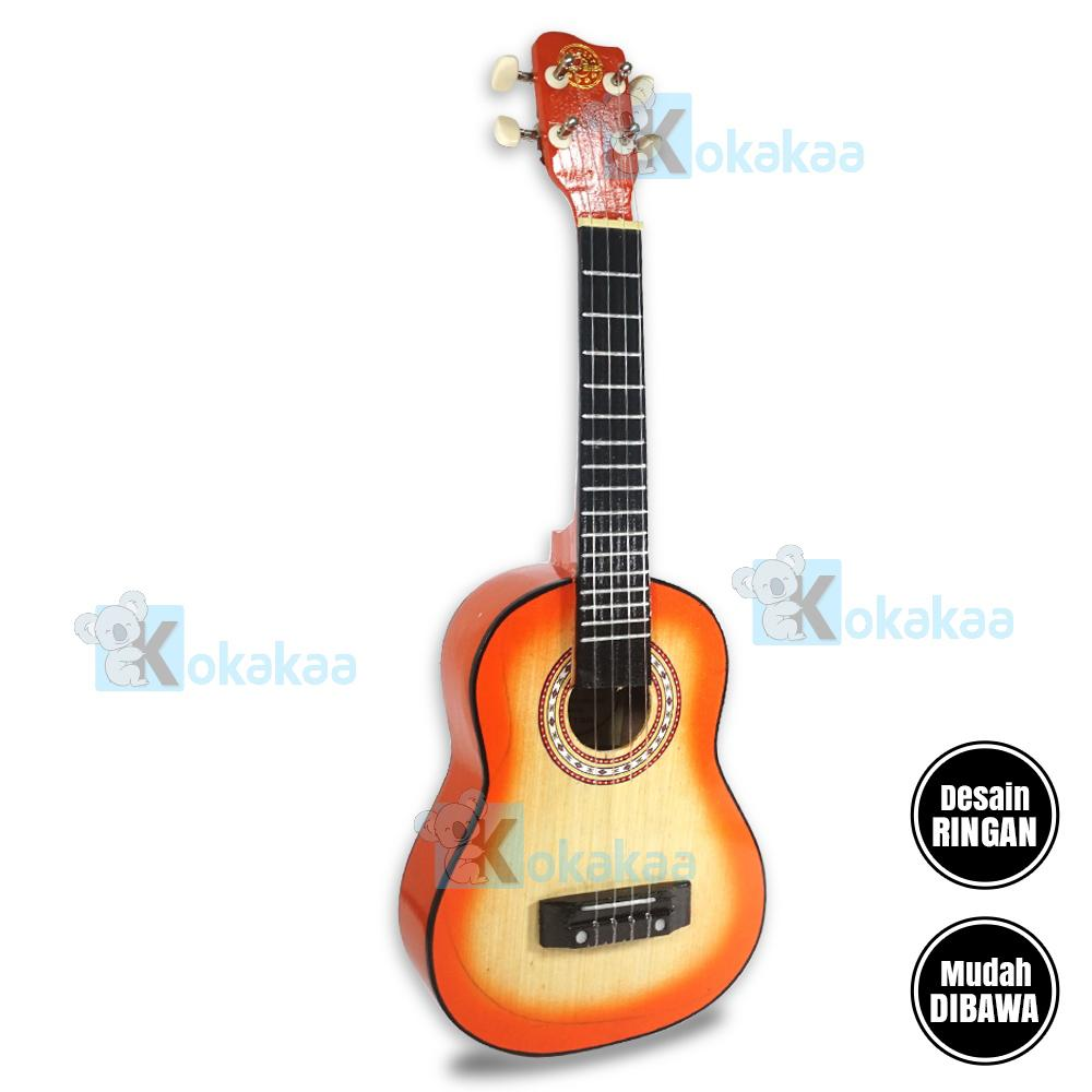 Gitar Akustik Elektrik Ukulele