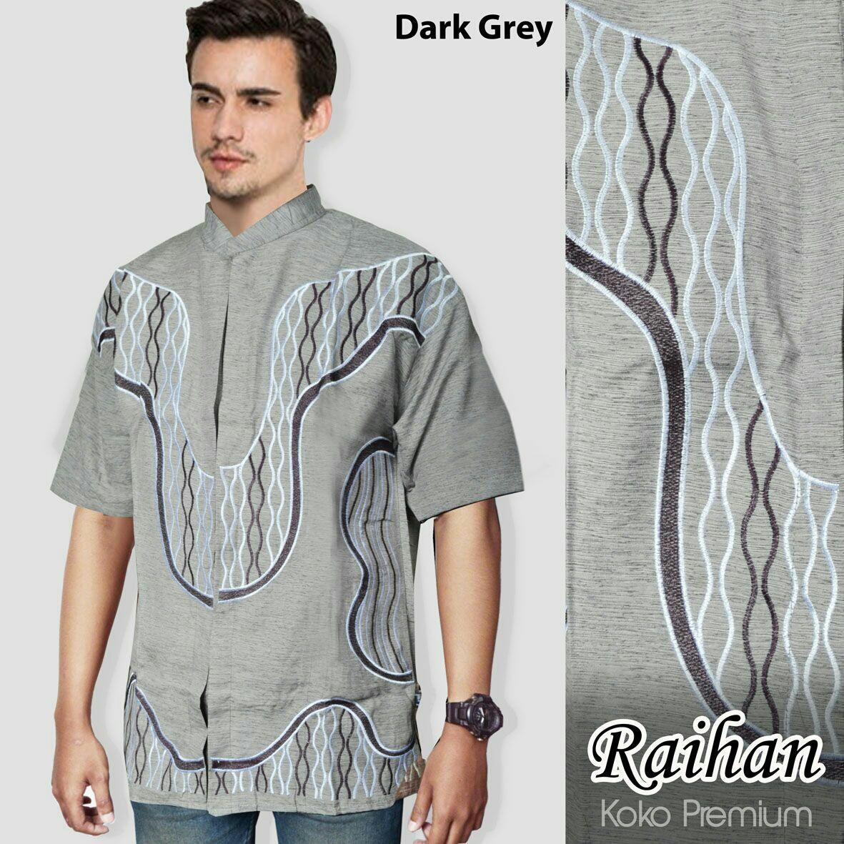Raihan Darkgrey