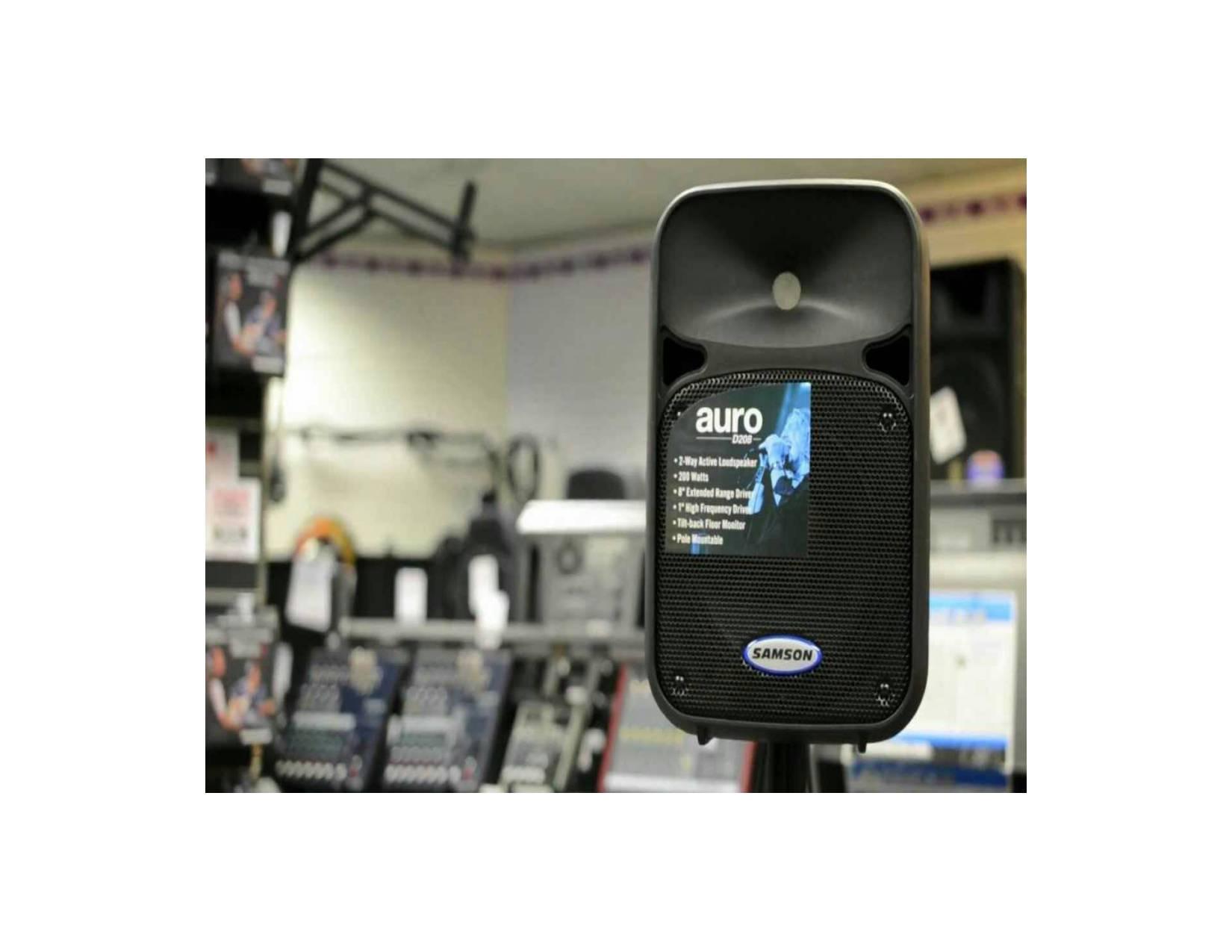 Active speaker 8