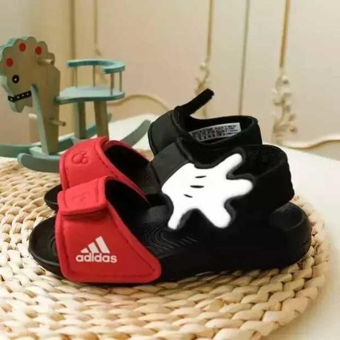 Sepatu Anak Sandal Kids Cewek Cowok Murah Adidas Sandal Karakter