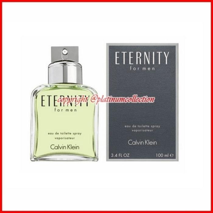 Parfum Ori Calvin Klein Eternity For Men