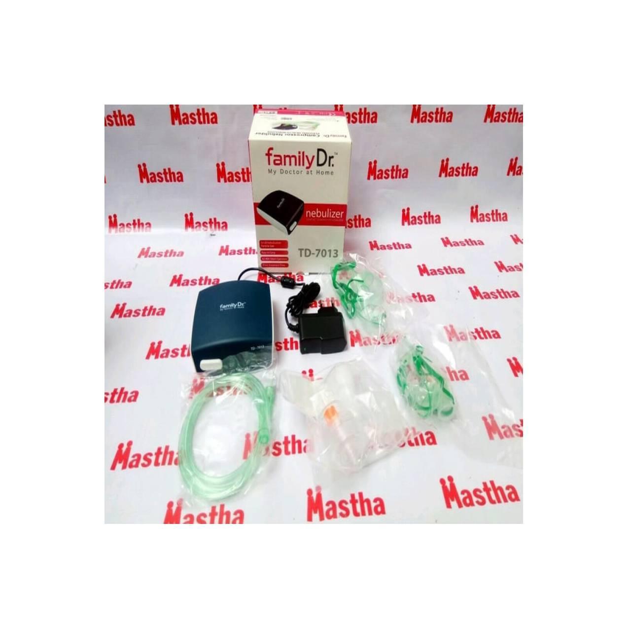 ... Harga alat bantu pernafasan uap nebulizer compressor family dr HARGALOKA COM