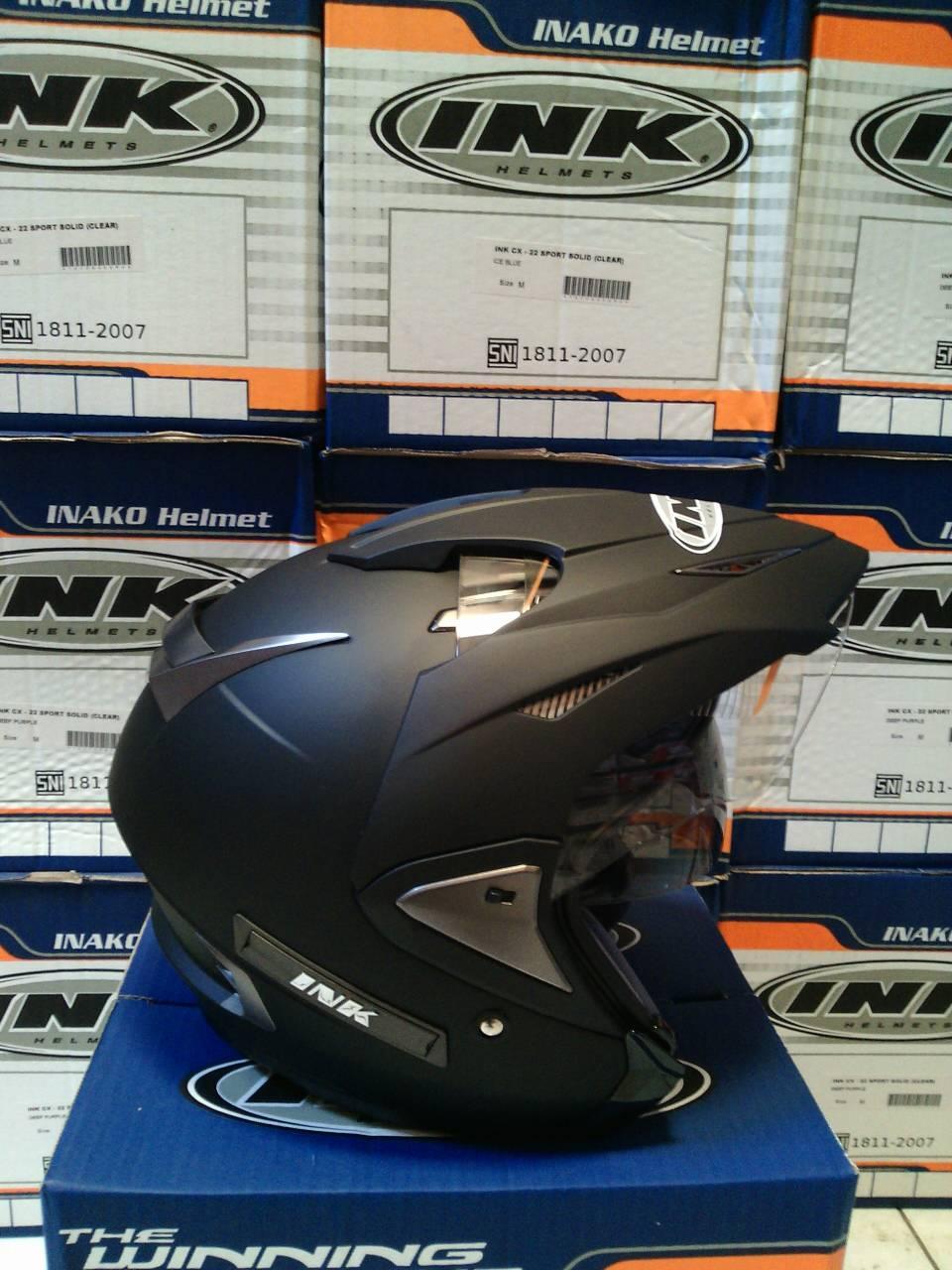 Helm INK T Max 2 Visor Solid Premium