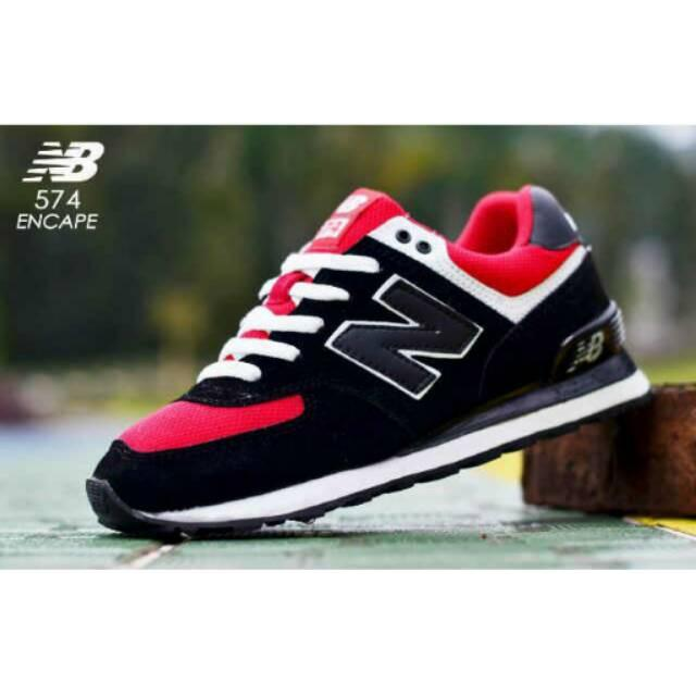 Nb Encap new ballance Sport olahraga running fitnes gym swim sporty lari men 575 cowo pria PREMIUM