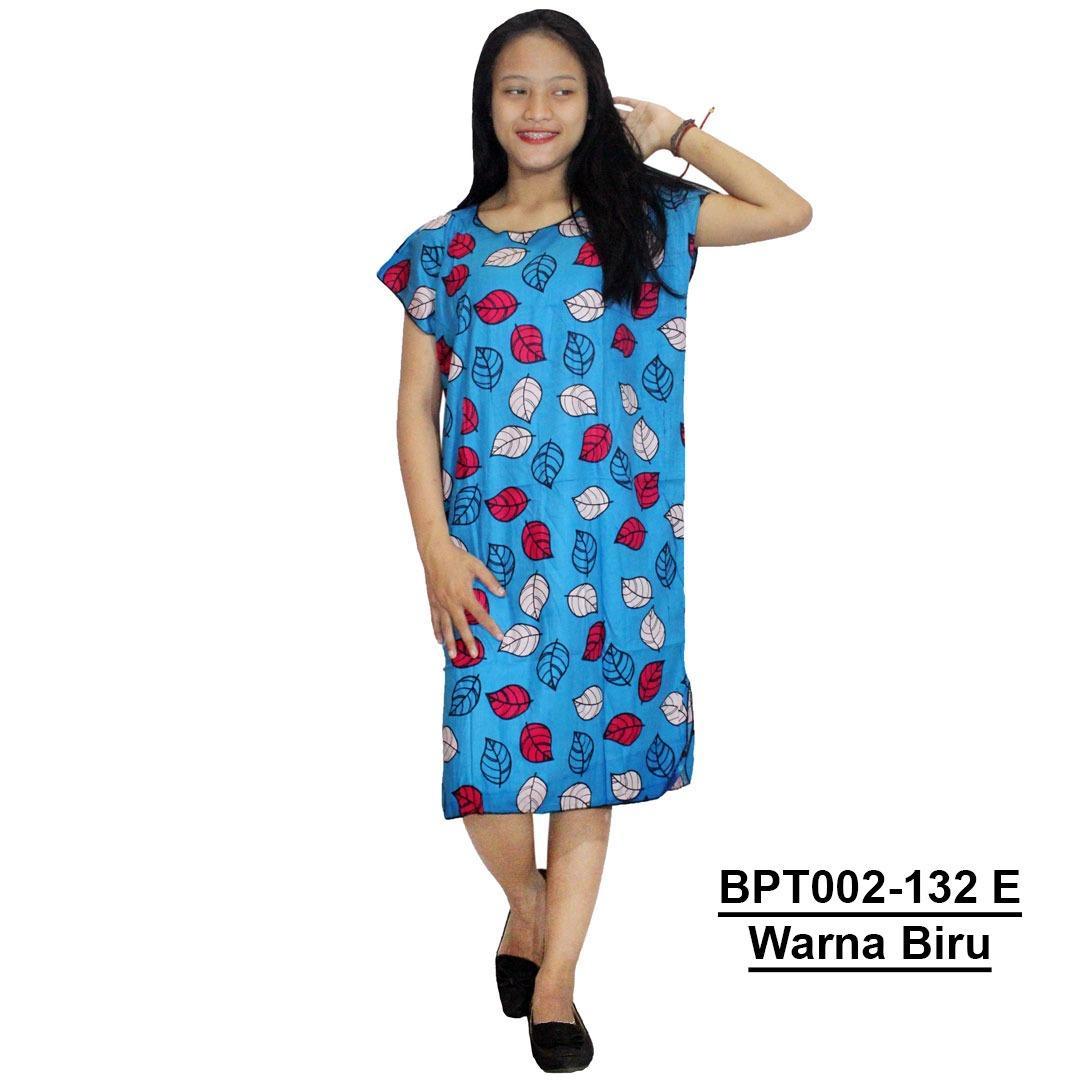 Midi, Daster Midi, Dress Santai, Baju Tidur, Daster, Piyama, Atasan Batik (BPT002-132) Batikalhadi Online