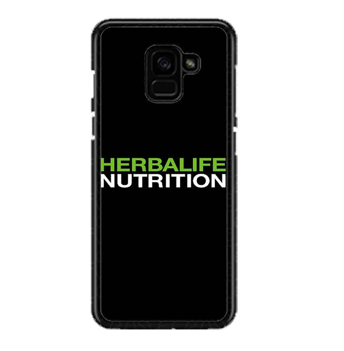 Herbalife Nutrition L2344 Samsung A8 2018 Custom Case