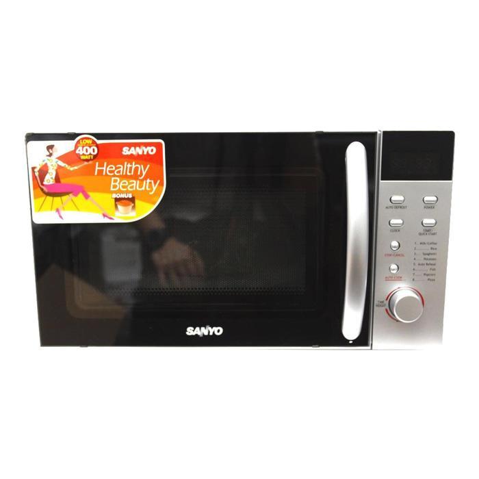 Sanyo Microwave 17 Liter 400 Watt - EMS1812S