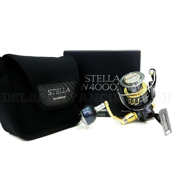 Reel Shimano Stella SW 4000 XG - GKWZdm