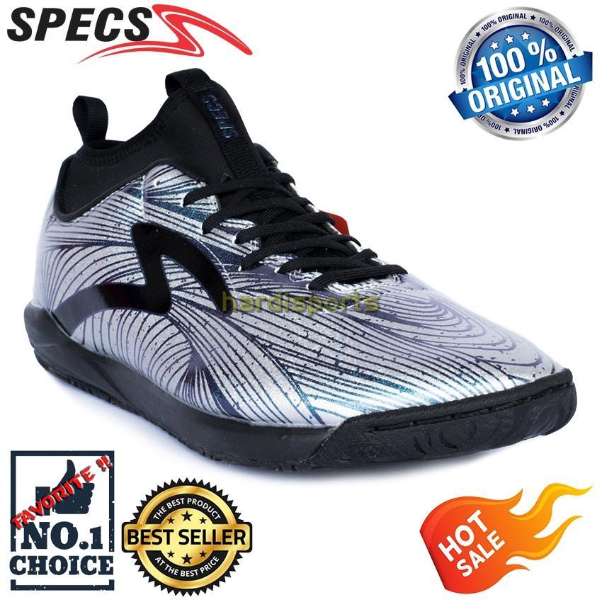 Sepatu Futsal Pria Specs Barricada Ultra IN 400620 - Ultra Spark