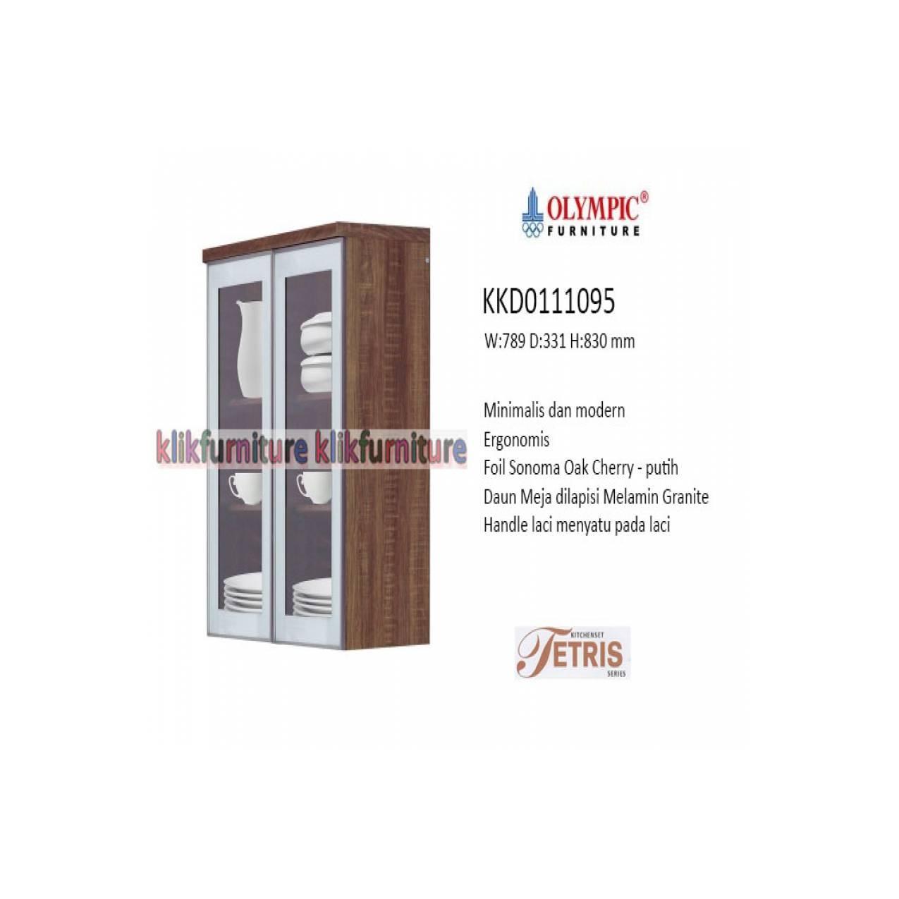 KKD 0111095 TETRIS Olympic Kitchen Set