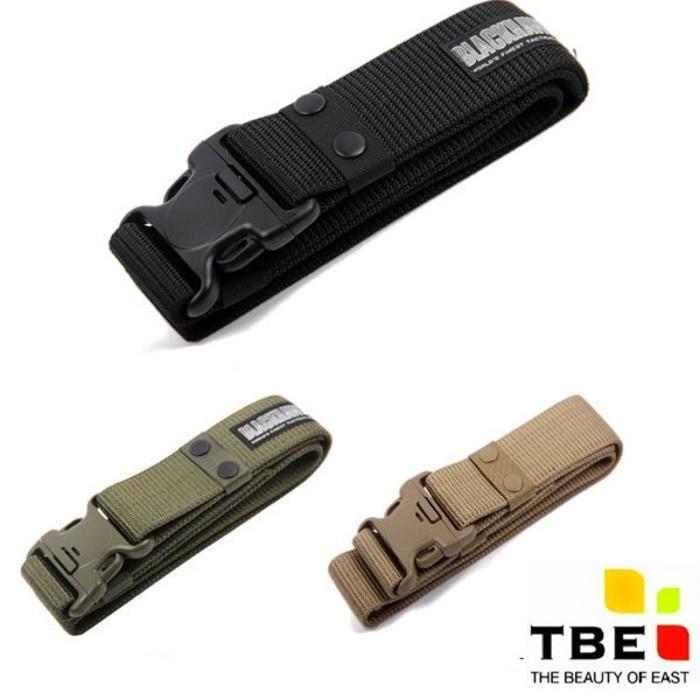 Sabuk S-Dk Blackhawk Belt Militer Army Safety Tactical Belt Tbe Sipil - Dgrbmu