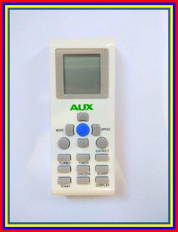 Remot Remote AC AUX Ion Ionizer
