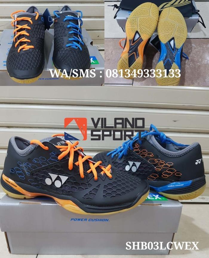 Sepatu Badminton Yonex SHB 03 LCW - kt7oyE
