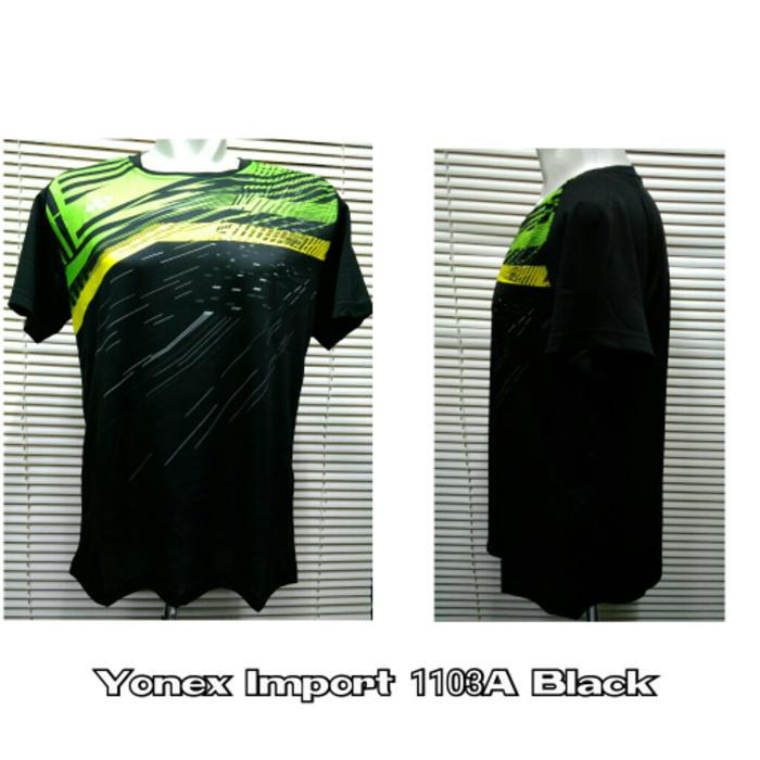 Jersey Bulutangkis / Baju Badminton Yonex 1103A - GdyJQo - 4 .