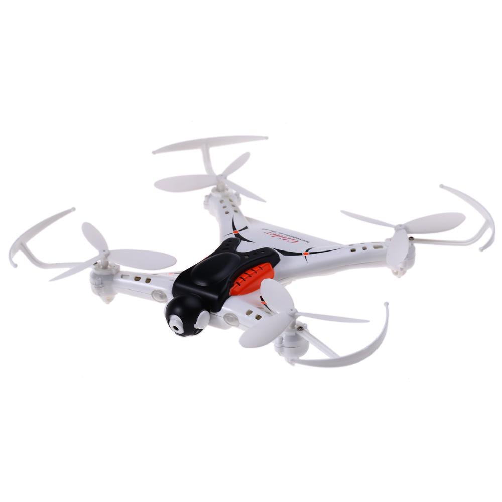 Hbqcwj CX-36B 4CH 6-Gyro AS 0.3MP Kamera Wifi RTF Remot Kontrol Quadcopter