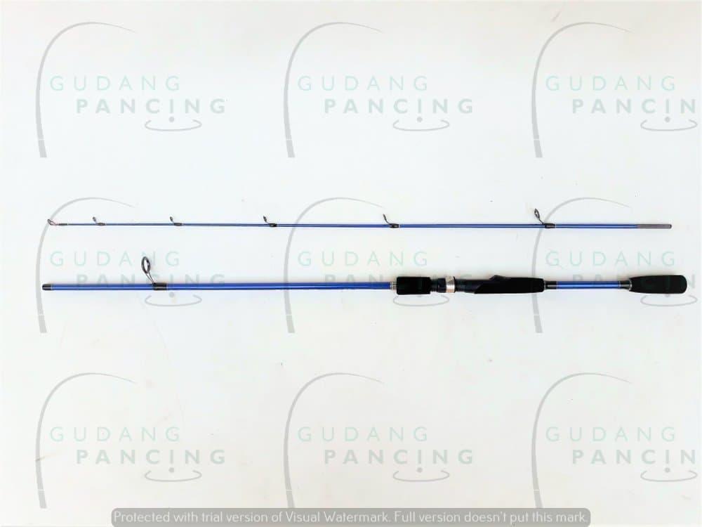 Joran Murah  Kenzi Blue Shark 602 10 20 Lbs