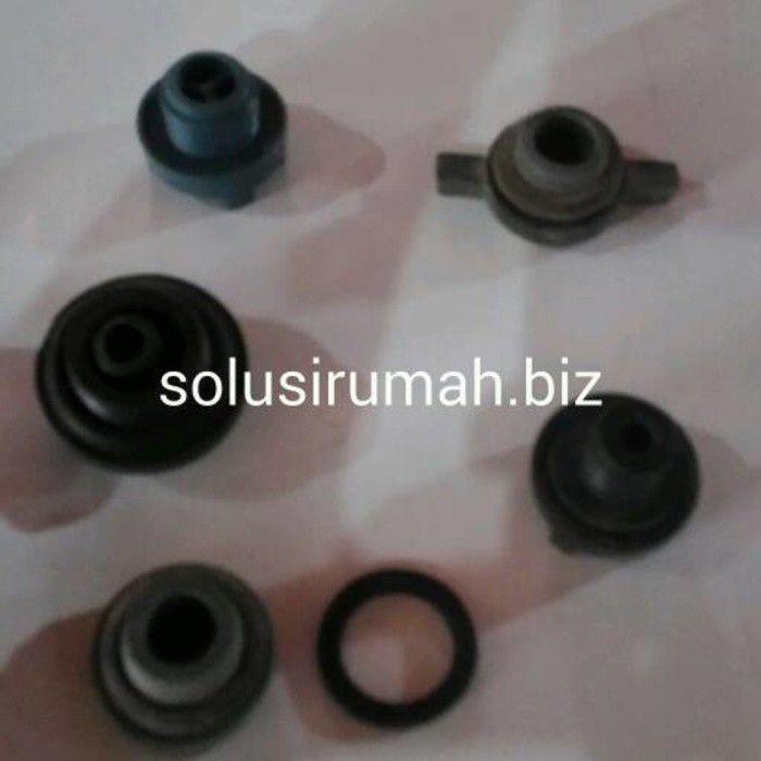 TUTUP PANCING PVC PLUG POMPA AIR DRAT 3/4 SANYO