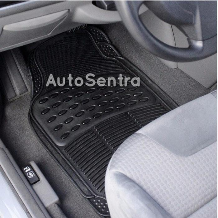 Karpet Mobil Karet 1SET Isi 4pcs Car Carpet Mobil Suzuki Ertiga