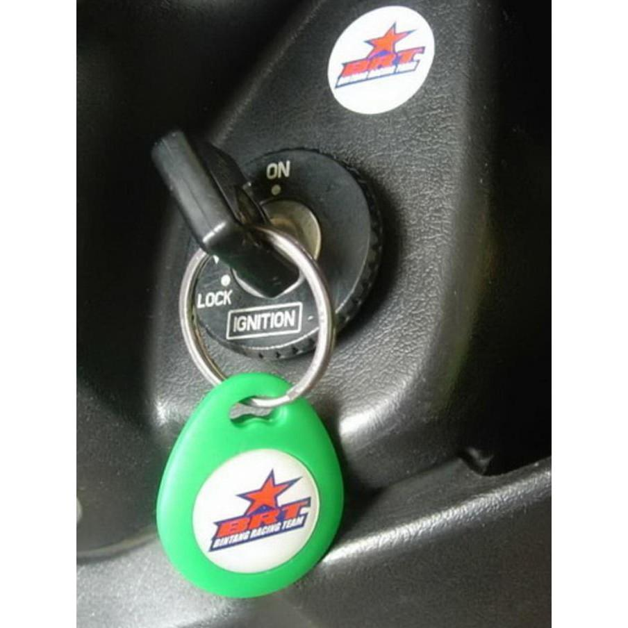 Alarm Motor Honda New Sonic 150 R I-Max Digital Smart Key - Motomobi064
