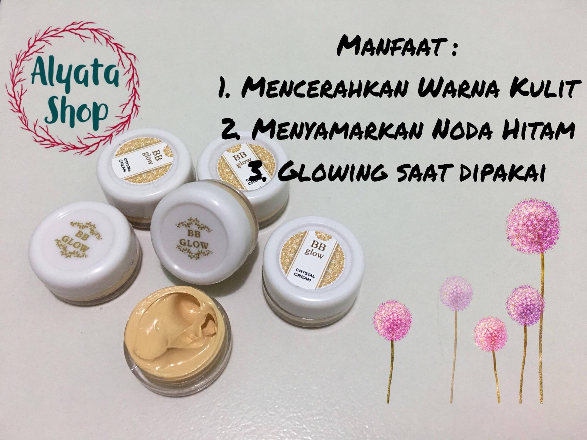 Foundation Ajaib BB Cream SPF50 | Alas Bedak Ajaib BB Cream Glowing ORI Murah