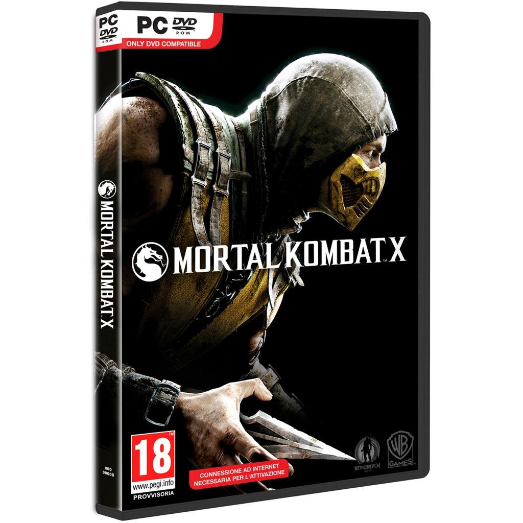 Mortal Kombat X full Game PC full Game PC (PC GAMES/DVD GAME PC)
