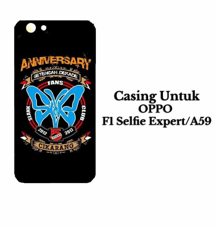 Casing OPPO F1S SLANK CIKARANG Hardcase Custom Case Se7enstores