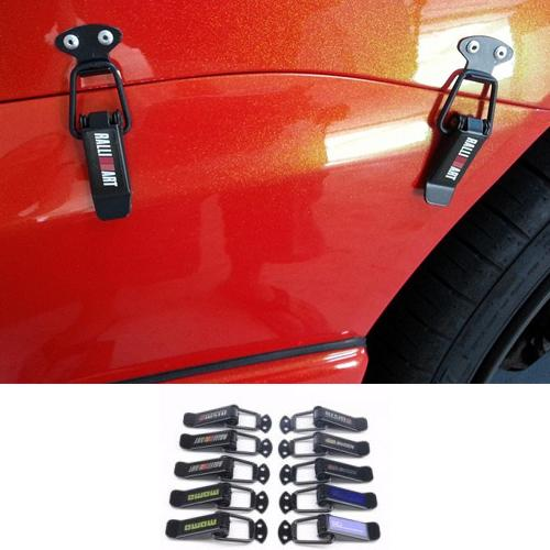 Arkana Klip bumper JDM Universal Clip bumper Ukuran S Small Kecil 1set 2pcs Logo Random