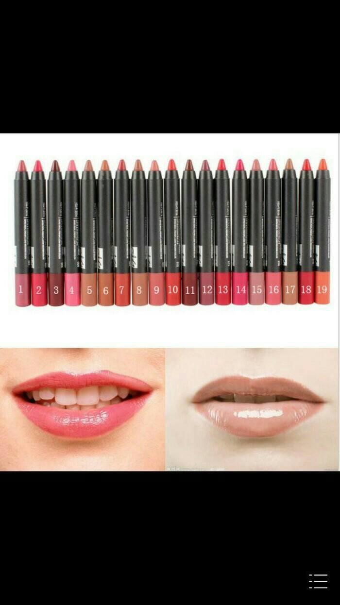 Harga Lipstik Kissproof Terbaru 2018 Daftar Kiss Proof No16 Lipstick Matte Me Now Menow Ori Bebas Pilih Warna Murah Terlaris Waterproof