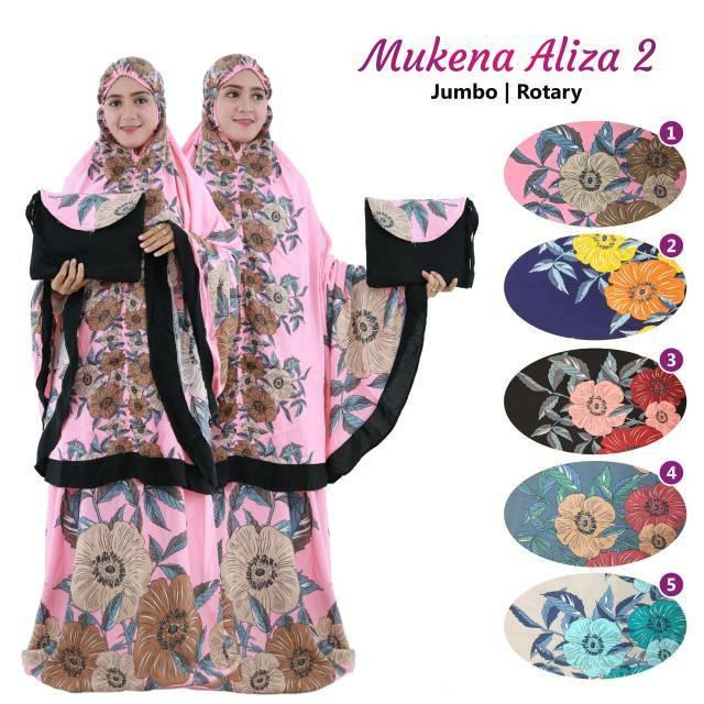 Mukena Aliza 2