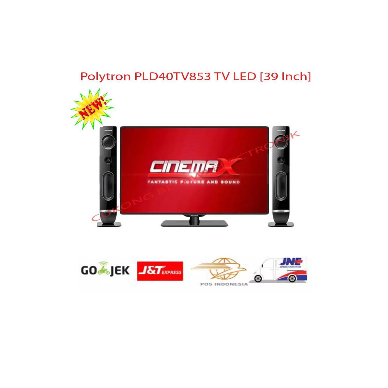 Speaker 24T810 Khusus Jabodetabek Source · Polytron PLD40TV853 TV LED [
