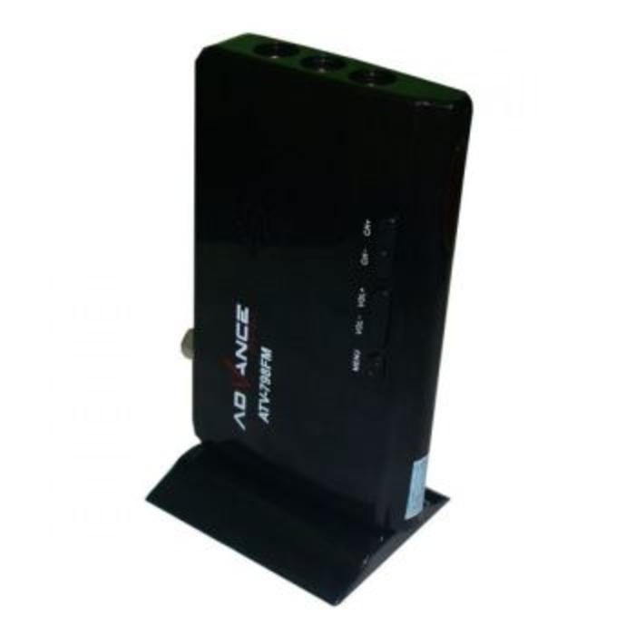 Box AV RCA To VGA + Tv Tuner HD
