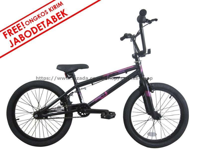 Sepeda BMX Polygon Rudge 3 20