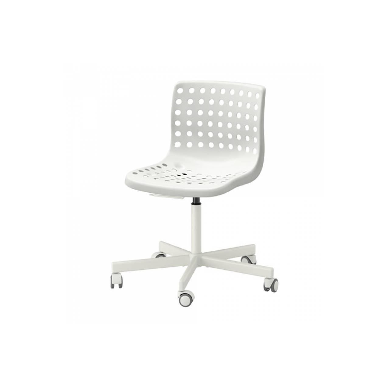 IKEA SKALBERG / SPORREN Kursi kantor / belajar putar, aneka warna