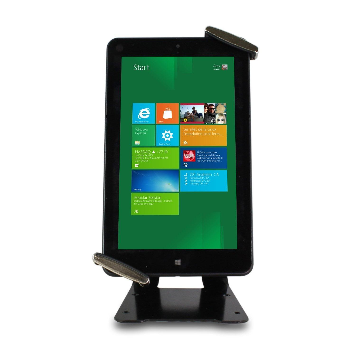 Navy Club Tas Selempang Tablet Ipad Up to 10 Inch 8271 - Hitam. Source ... iLock Adjustable Tablet Stand and Security Lock for 7 to 10.1 inch -
