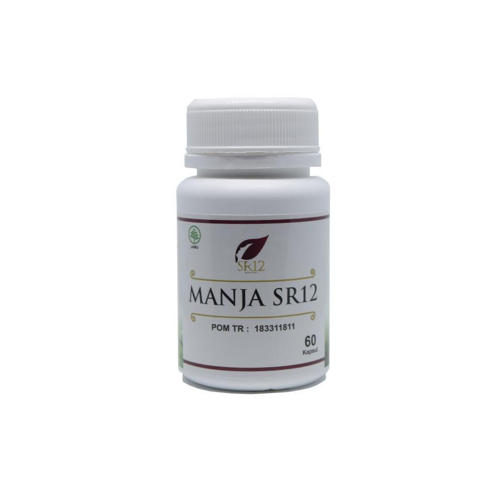 SR12 Skincare - Manja SR12 - Kapsul Manjakani - Herbal BPOM - Untuk Kesehatan Wanita