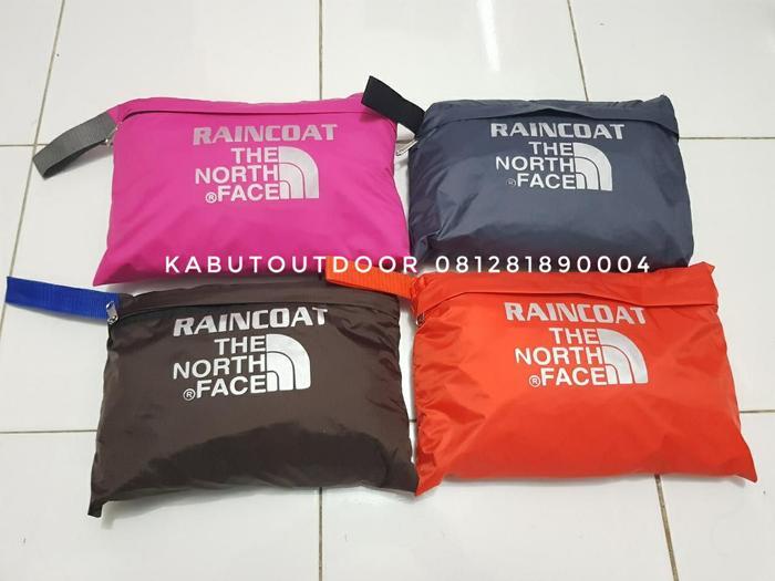 Raincoat Outdoor Gunung The North Face / Jas Hujan Gunung Setelan /TNF - RynQZf