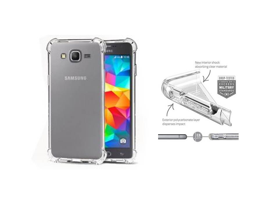 Case Executive Softcase Anti Shock / Anti Crack Caseology for Samsung Galaxy J2 2016 - Bening