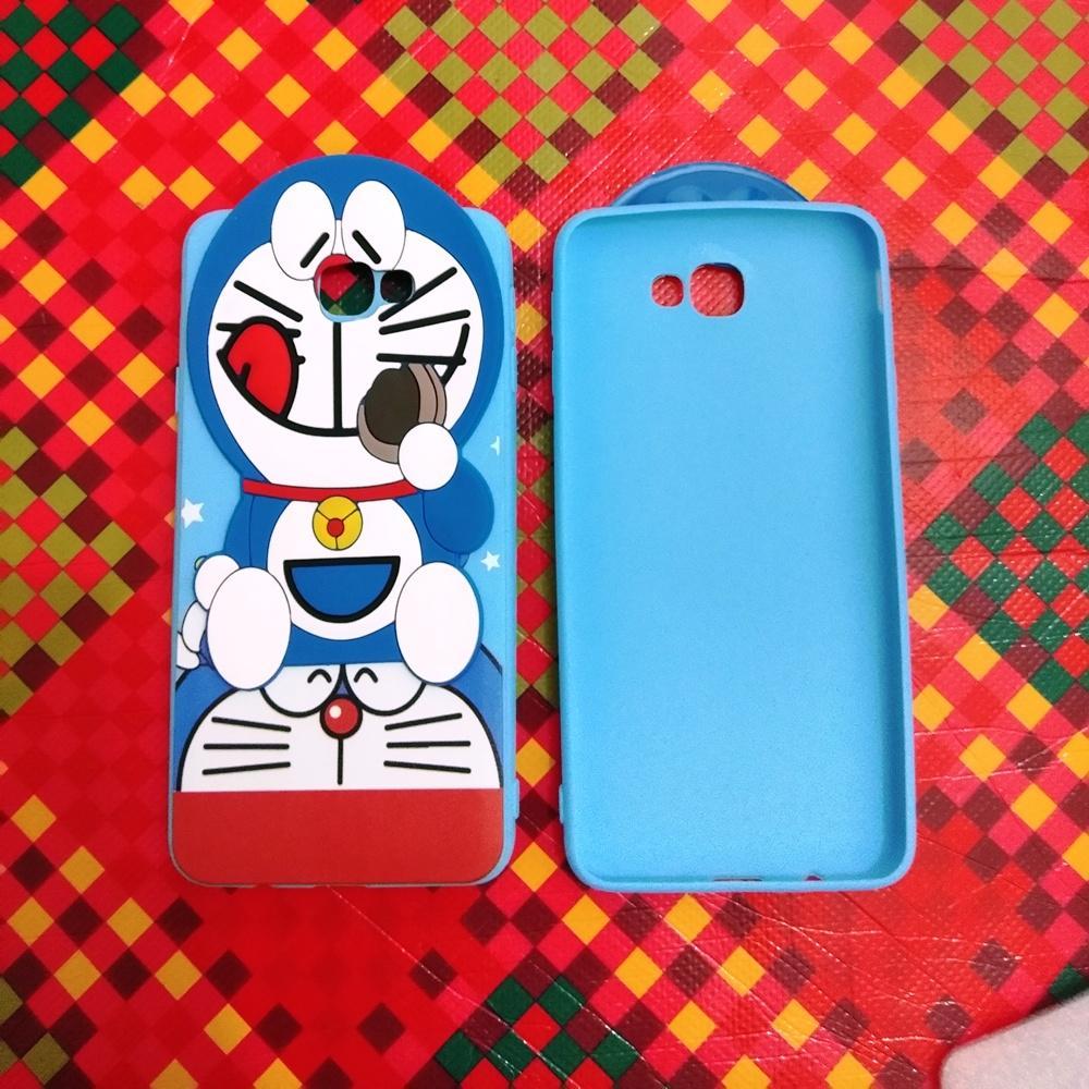 Case 4D Kucing Xiaomi Redmi 5a /Silikon /Boneka /Karakter /3D /Kartun. Source ... Softcase Doraemon 3D Samsung J7 Prime - Luxury - 3 .