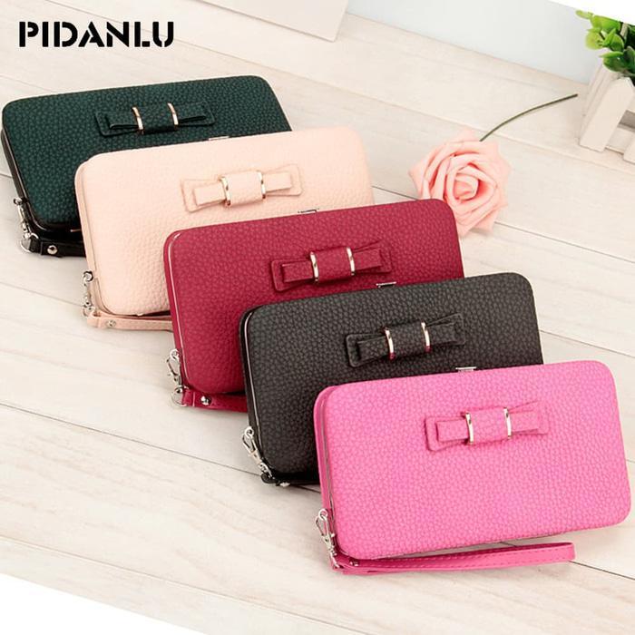 Dompet wanita/ Pidanlu Korea pita style/handphone android [N1330] - 8e0IuU