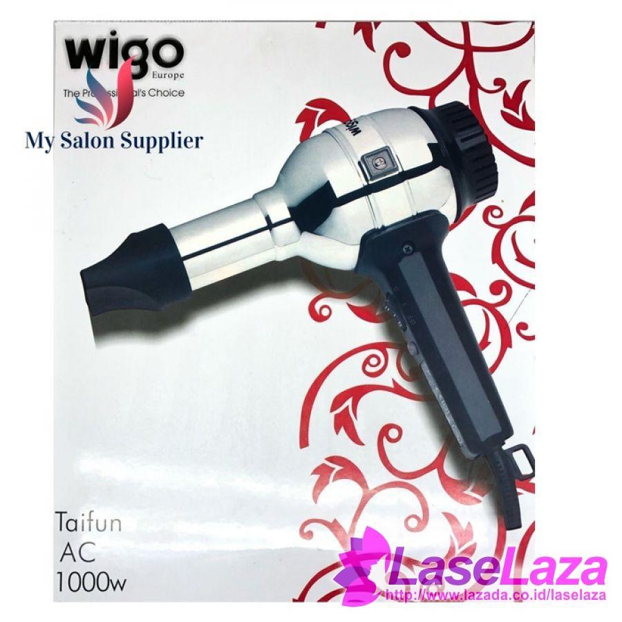 Hair Dryer Wigo Taifun 1000 Watt Box Putih Hair Dryer Terlaris