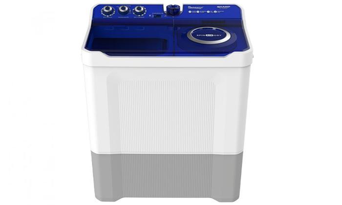Sharp ES-T1290WA-PK mesin cuci 2 tabung