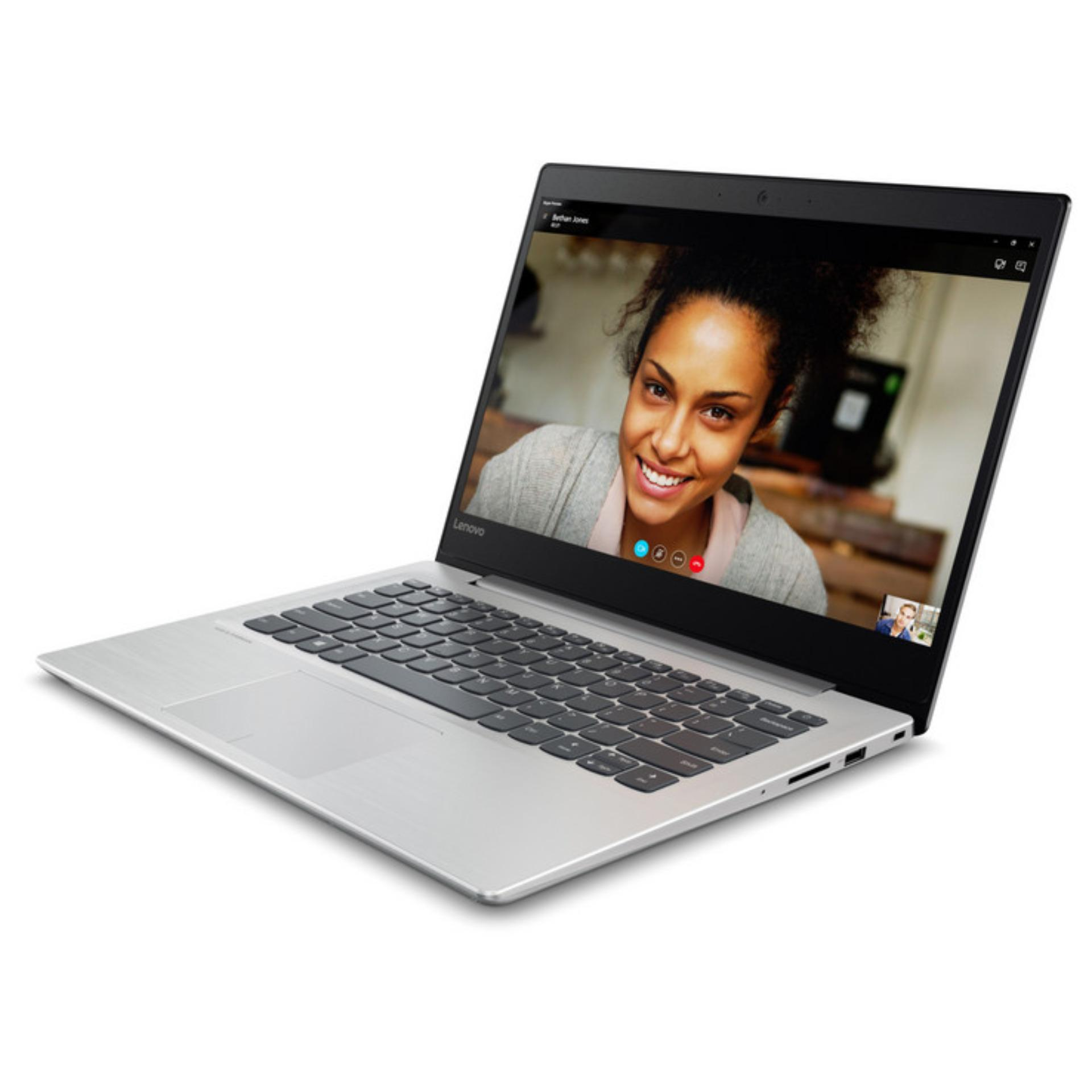 Lenovo Ideapad 320S-14IKBR-4YID Core i5-8250U-4GB+1TB-GF920MX 2GB14-inch-Windows10