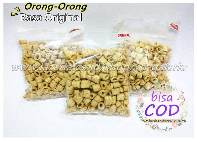 YP Snack 3pcs Orong-Orong Rasa Original Khas Medan