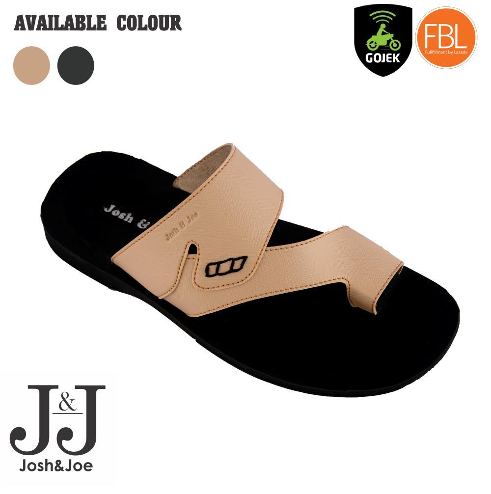 Josh&Joe / fashion pria / sandal murah / sandal pria / sandal pria kulit / sandal pria casual / sandal pria dewasa / sandal gunung pria/ sandal jepit pria CRM / HTM