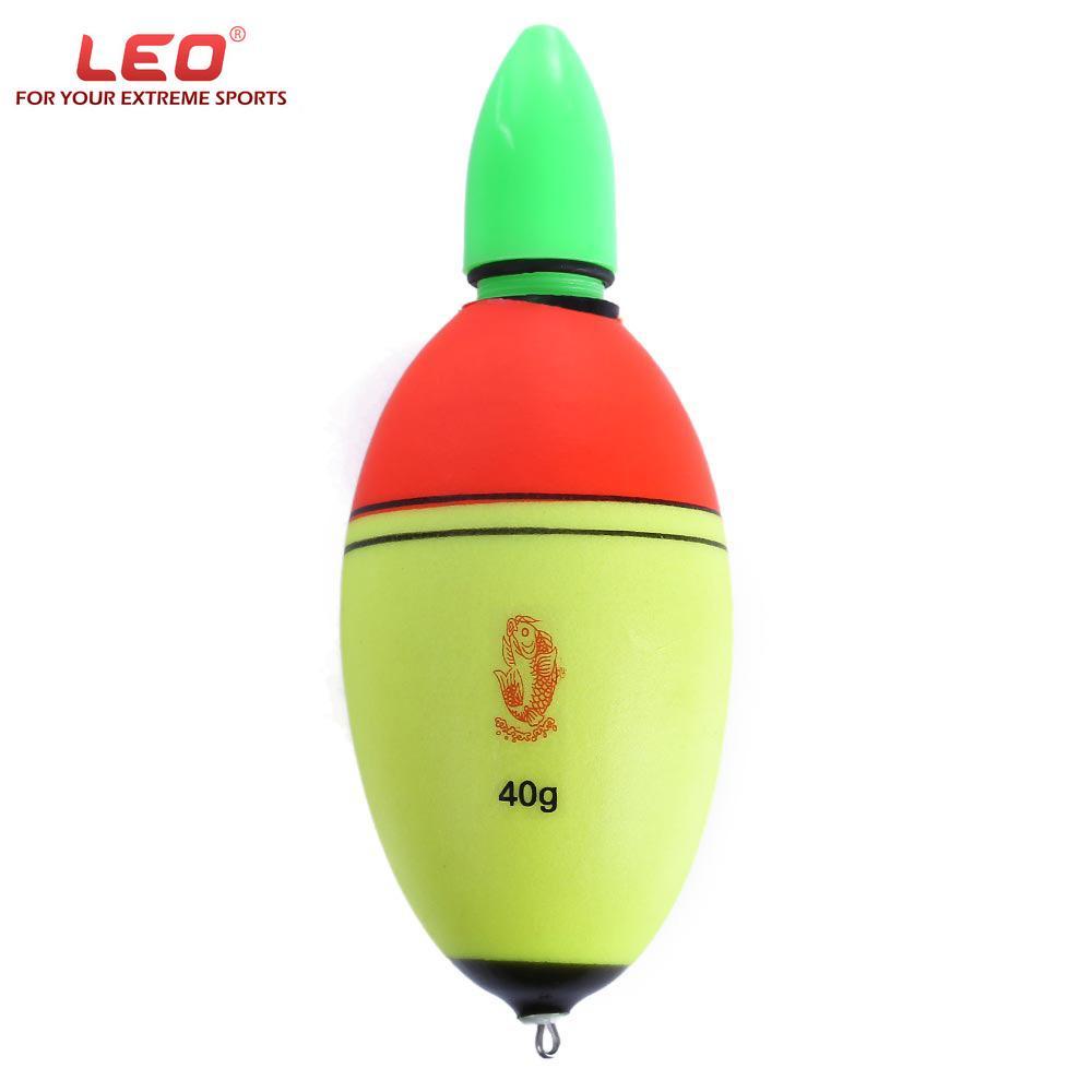 LEO EVA Fish Float Yellow LED Light High Quality Material