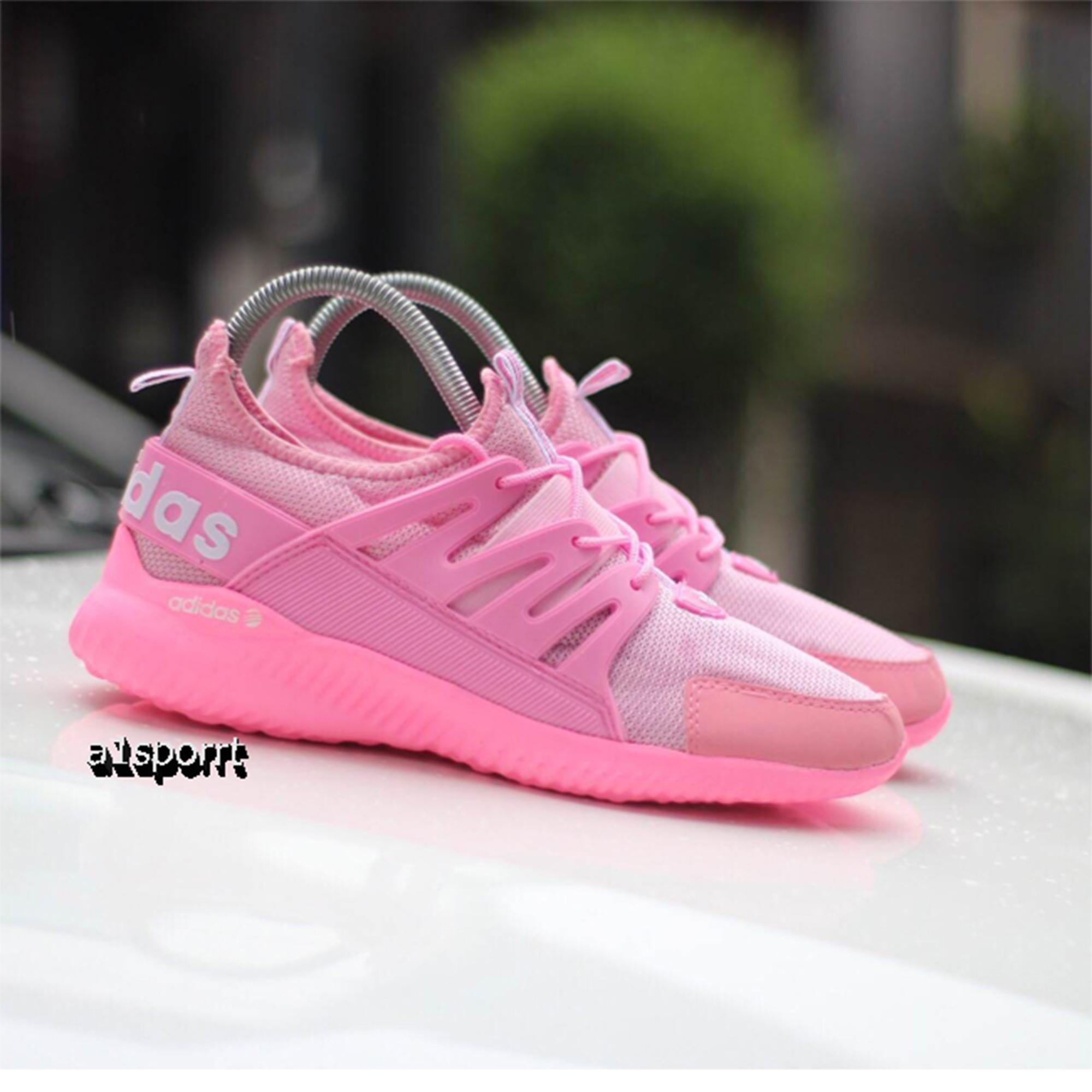 Cek Harga Baru Sepatu Adidas Alphabounce Cowok Terkini Situs  Sneakers Olahraga Running Alpha Bounce Murah Kualitas Premium Pink