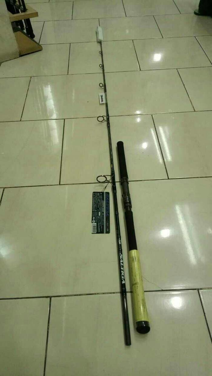 Joran Popping Daiwa Saltiga C 82HS.J PE 4-6 - DzHZiG